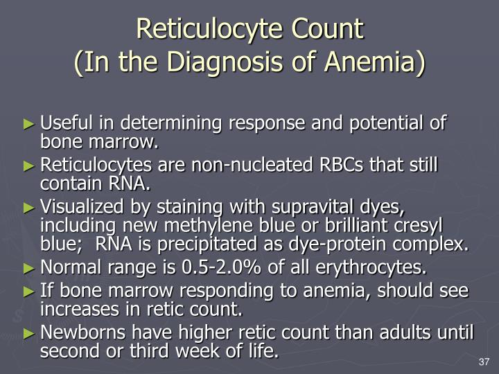 hematology case studies anemia Anemia is usually microcytic in congenital sideroblastic anemia and macrocytic in acquired sideroblastic anemia serum iron, ferritin, and transferrin are typically increased treat the underlying disorder and consider pyridoxine in congenital cases.