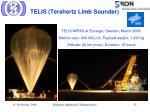 telis terahertz limb sounder22
