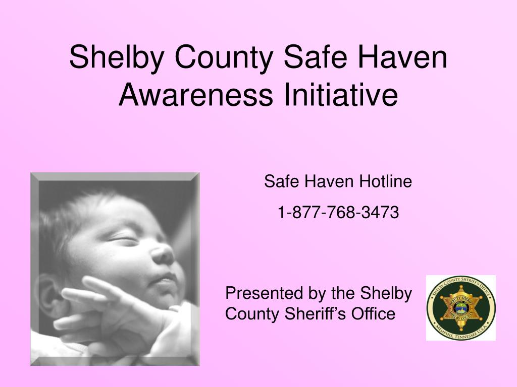 Shelby County Safe Haven