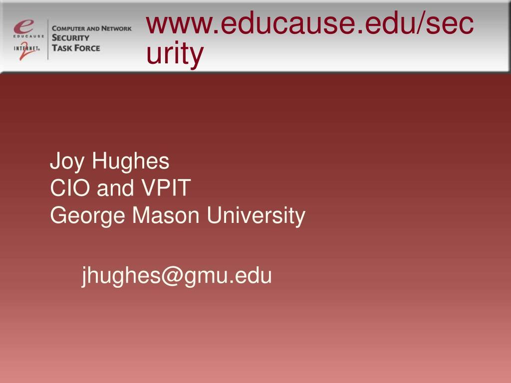 www.educause.edu/security