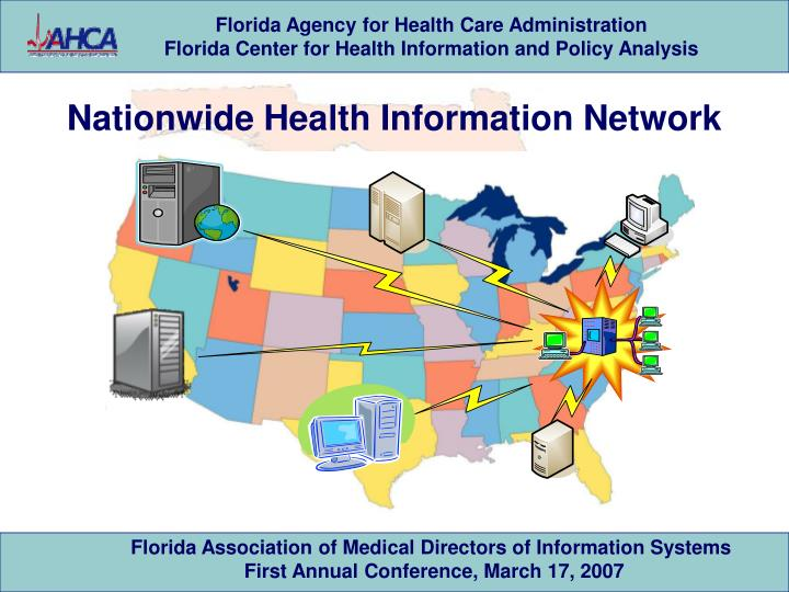 Nationwide Health Information Network