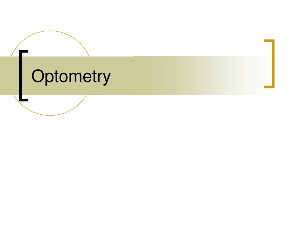 optometry l.