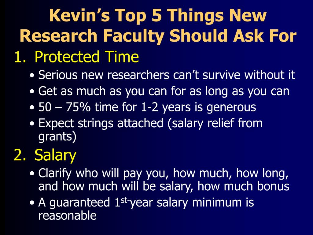 Kevin's Top 5 Things New