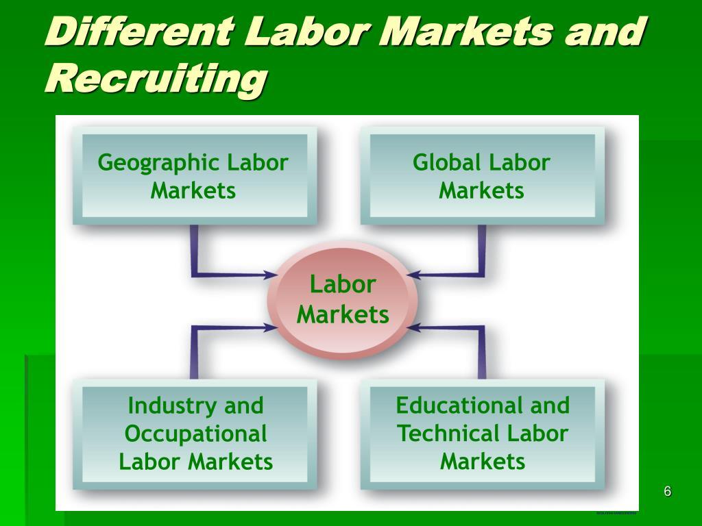 Geographic Labor Markets