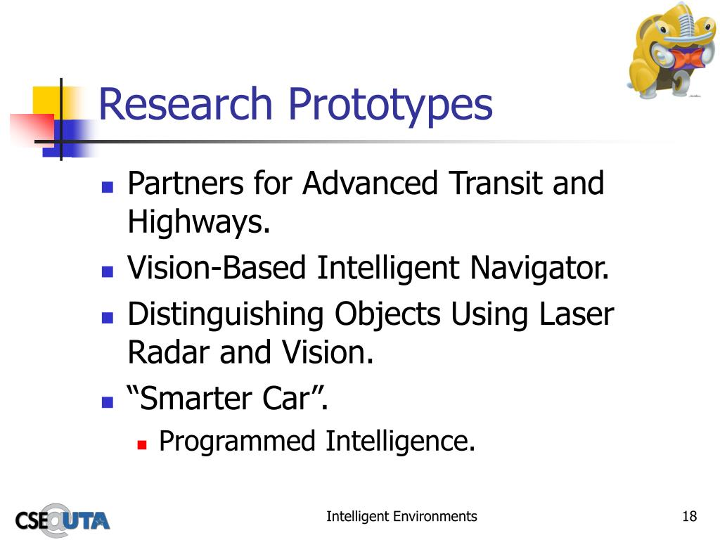 Research Prototypes