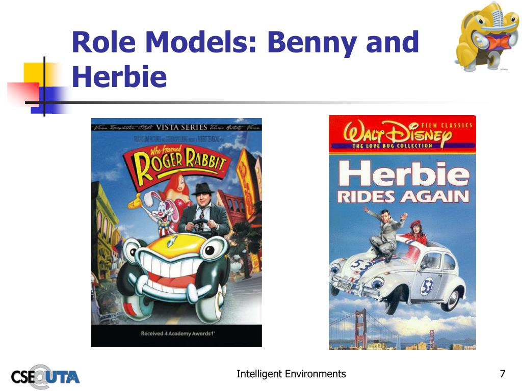Role Models: Benny and Herbie