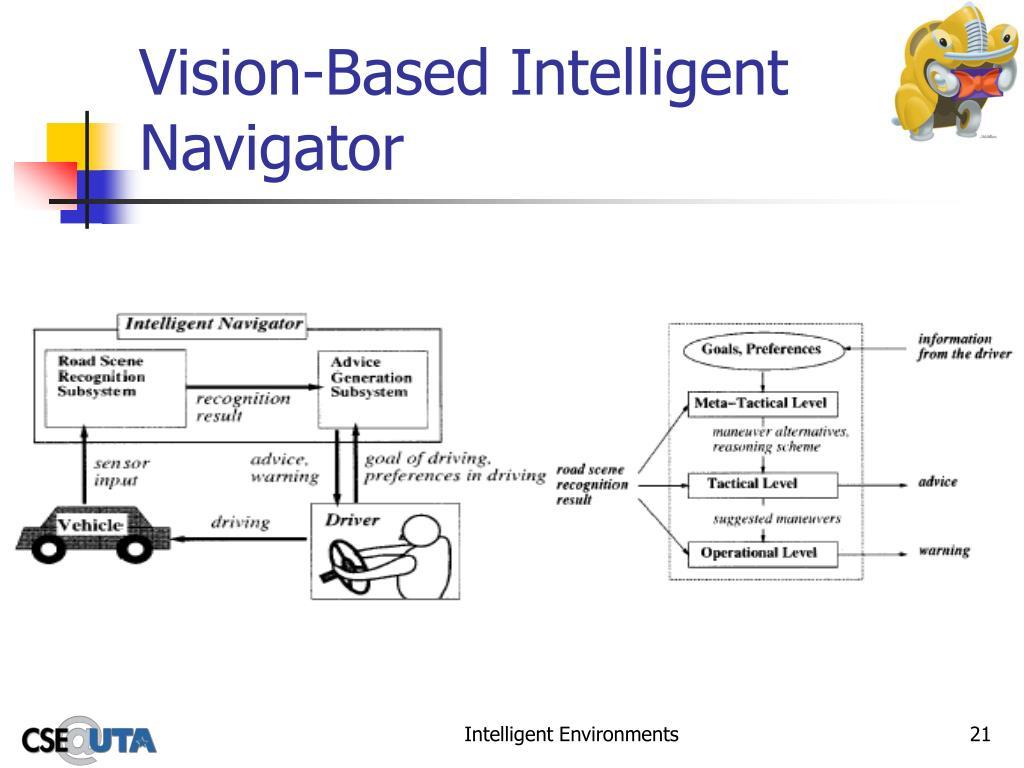 Vision-Based Intelligent Navigator