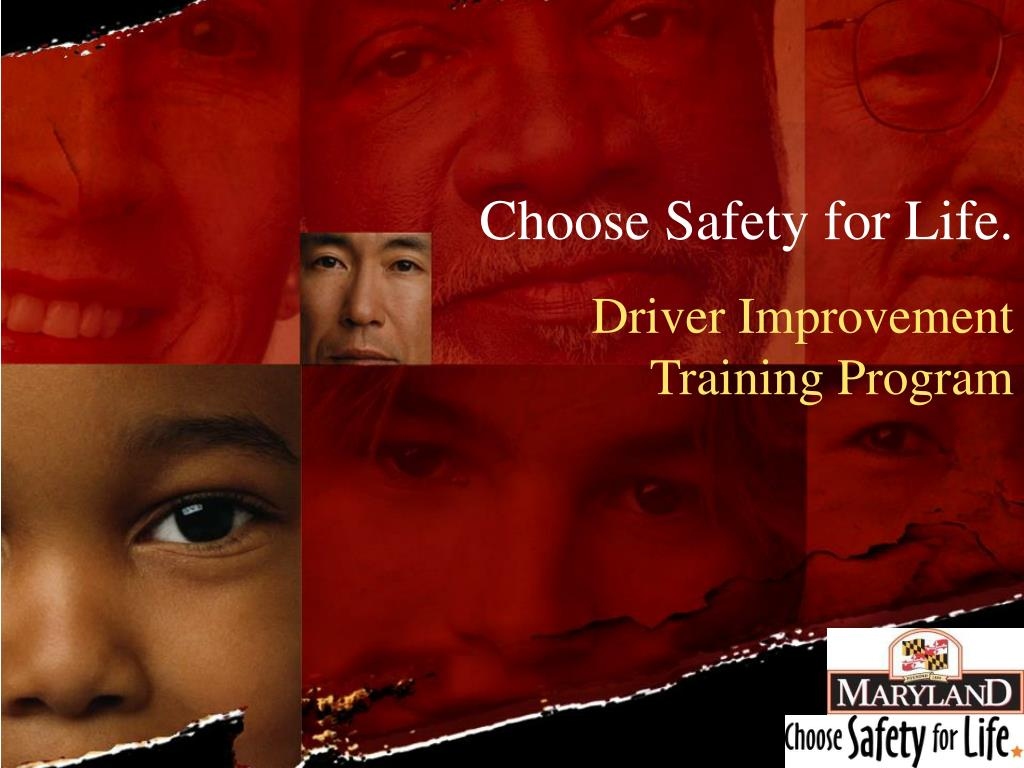 Choose Safety for Life.