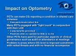 impact on optometry23