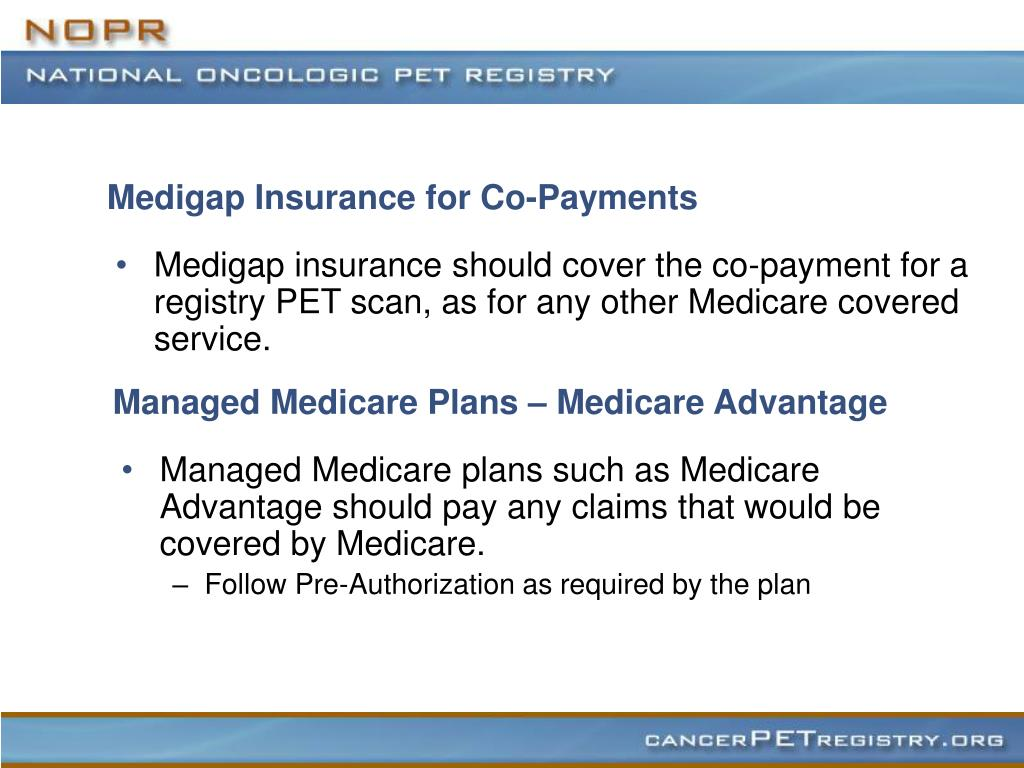 Medigap Insurance for Co-Payments