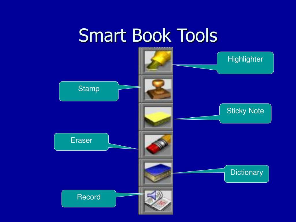 Smart Book Tools