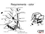 requirements color13