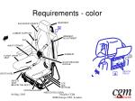 requirements color14