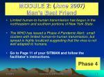 module 2 june 2007 man s best friend