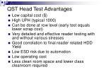 qst head test advantages