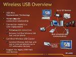 wireless usb overview