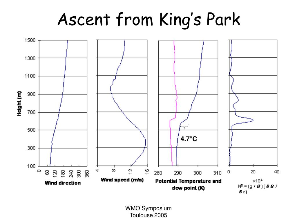Ascent from King's Park