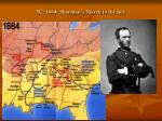 5c 1864 sherman s march to the sea