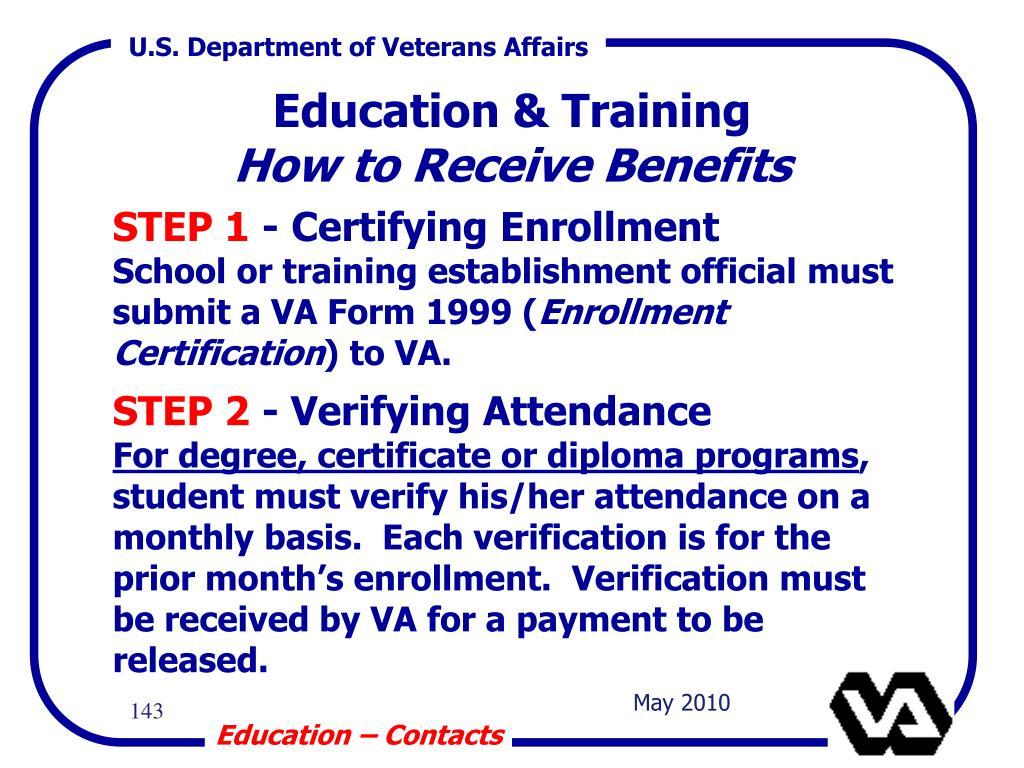 Education & Training