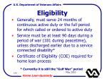 eligibility186