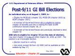 post 9 11 gi bill elections99