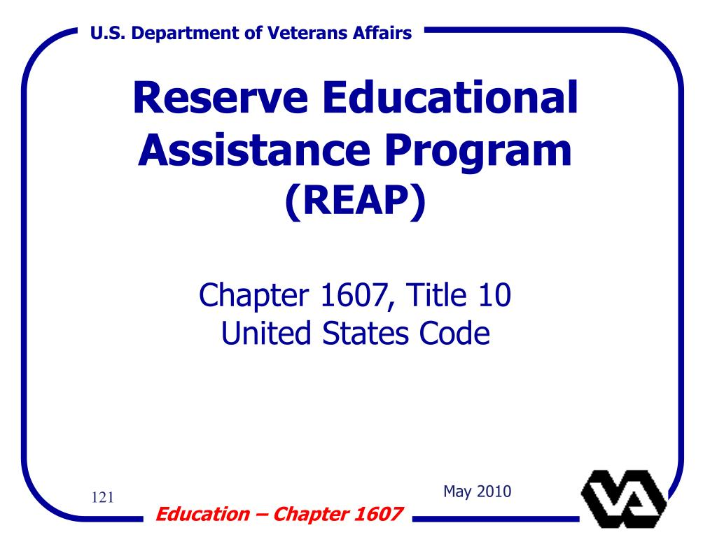 Reserve Educational Assistance Program