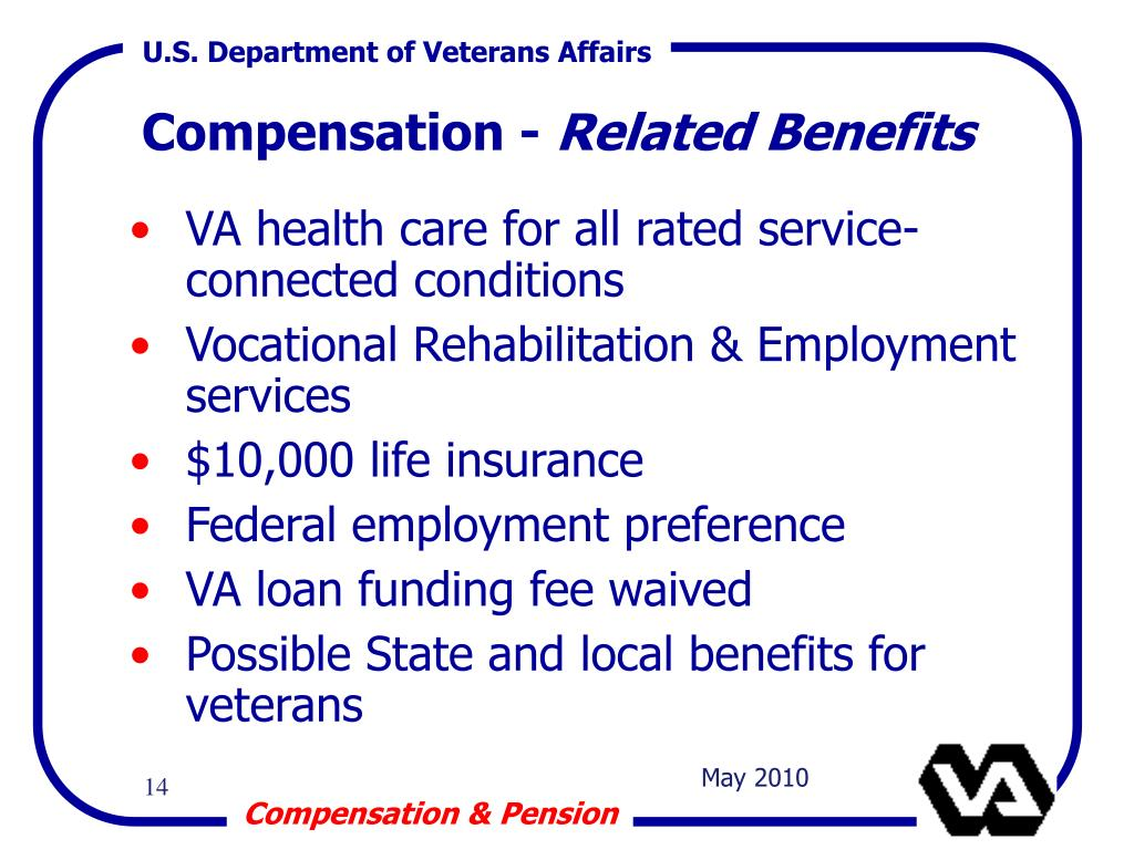 VA health care for all rated service-connected conditions