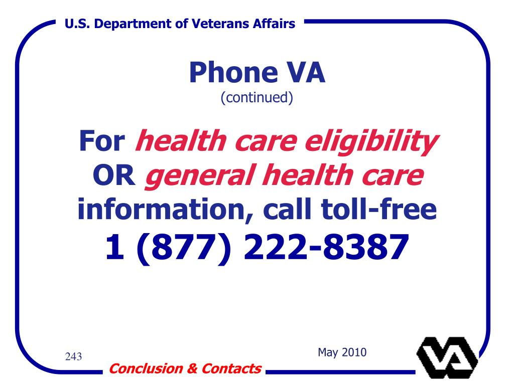 Phone VA