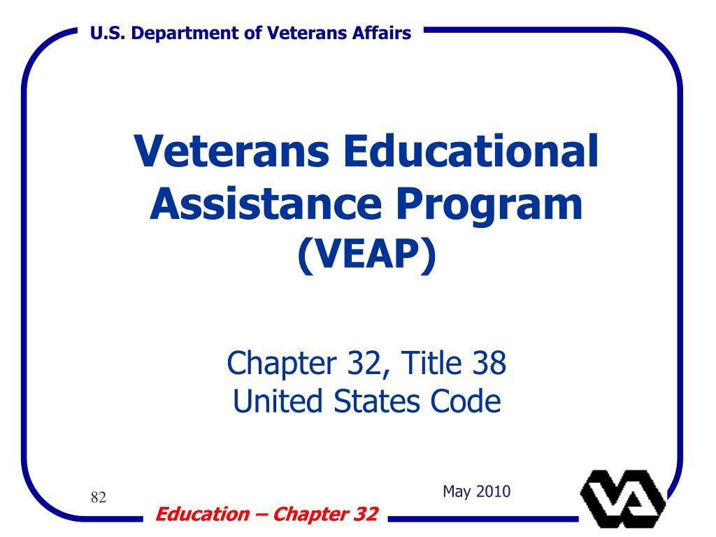 Veterans Educational Assistance Program