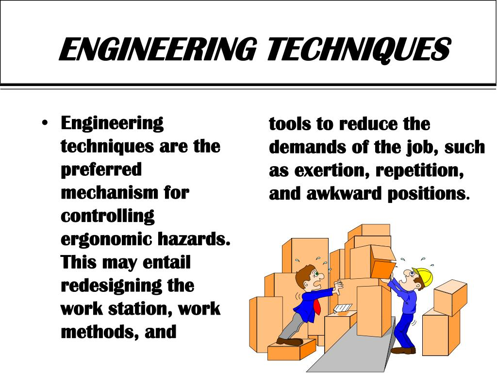 ENGINEERING TECHNIQUES