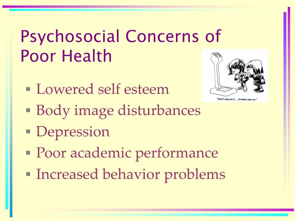 Psychosocial Concerns of