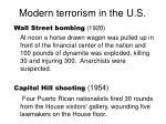 modern terrorism in the u s10