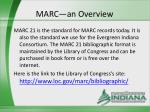 marc an overview18