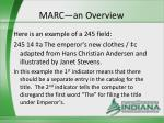 marc an overview25