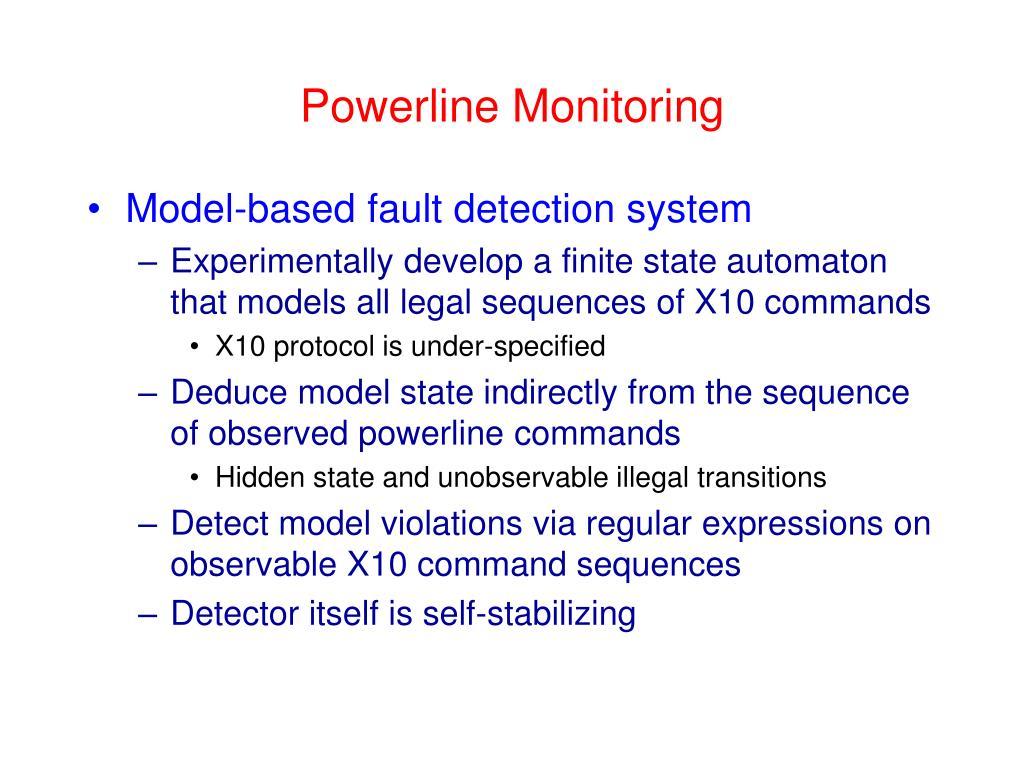 Powerline Monitoring