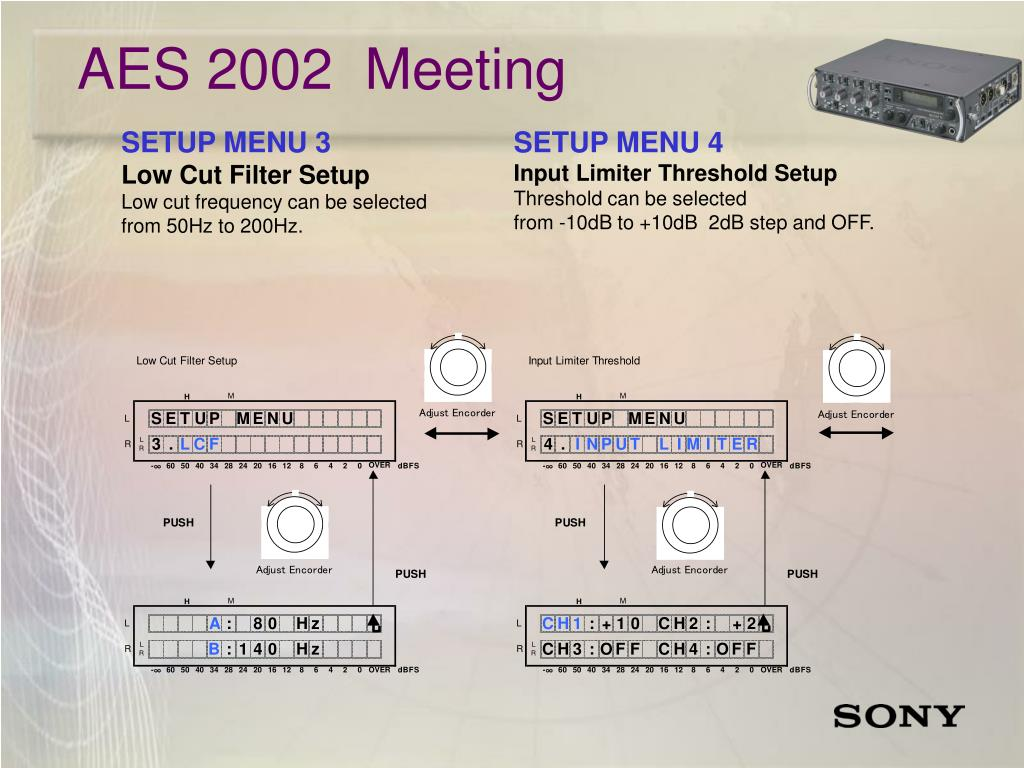 AES 2002  Meeting