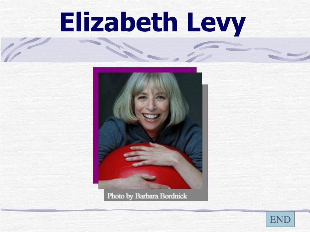 elizabeth levy