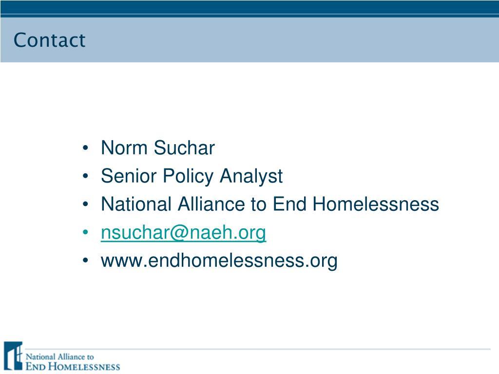 Norm Suchar