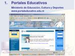 portales educativos ministerio de educaci n cultura y deportes www portaleducativo edu ni