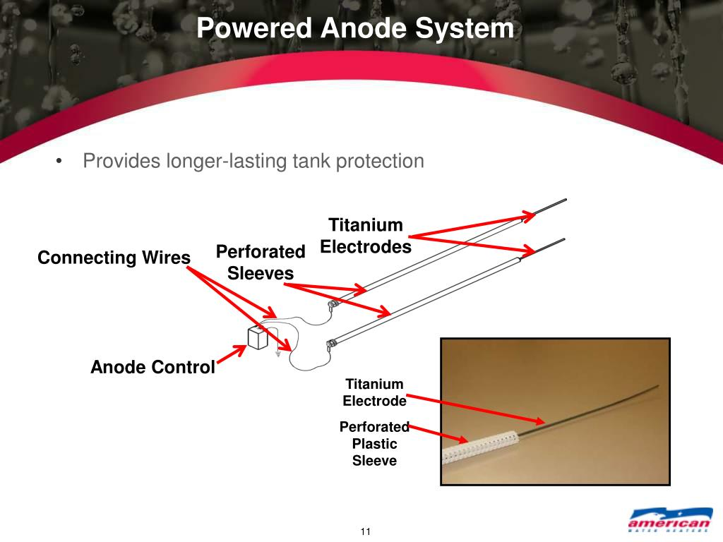 Powered Anode System