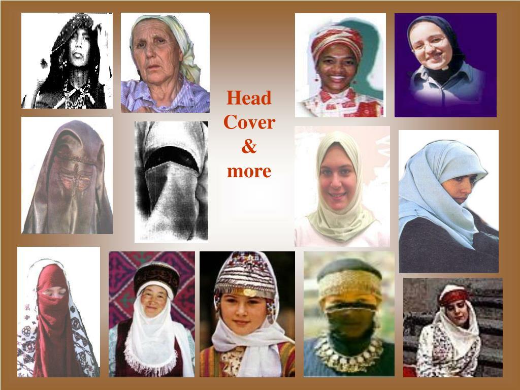 Head Cover & more