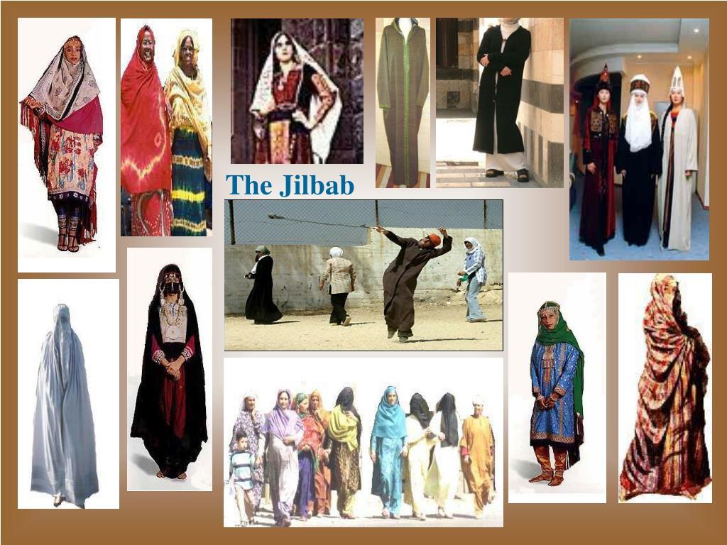 The Jilbab