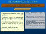 iniciativas estrategicas priorizadas por a o20