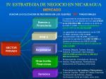 iv estrategia de negocio en nicaragua34
