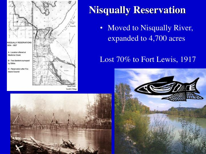 Nisqually Reservation