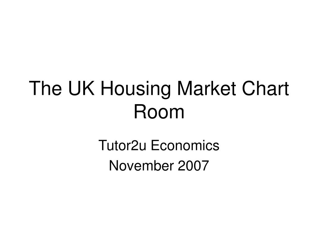 the uk housing market chart room l.