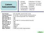 liaison subcommittee