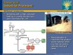 example brazil industrial processes