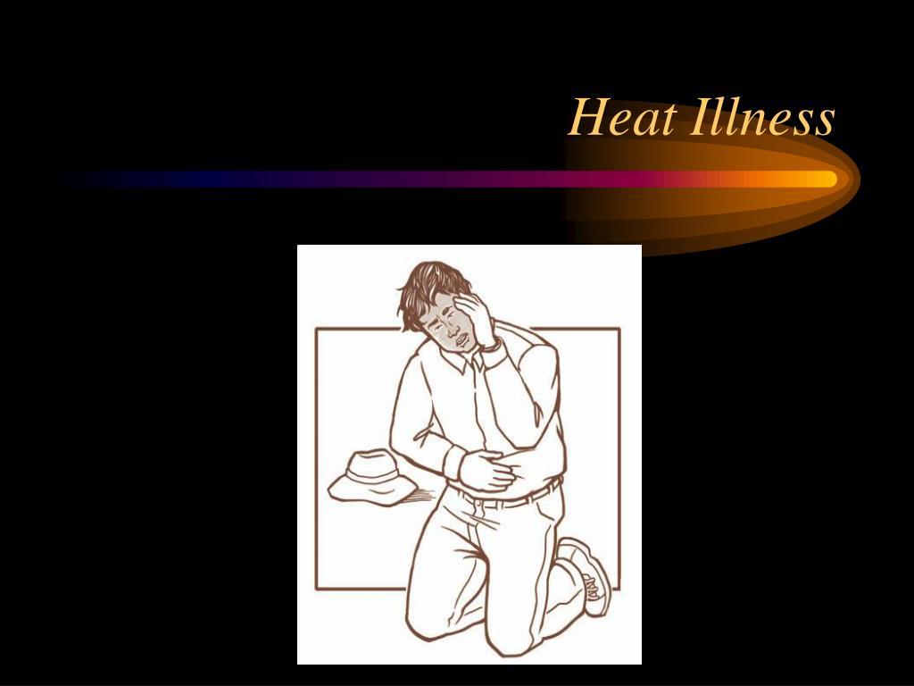 Heat Illness