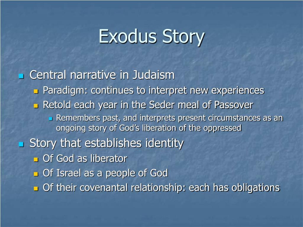 Exodus Story